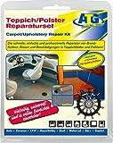 ATG Bateau Rembourrage/Kit de réparation tapis–Bateau Sièges réparer–Trou de Bateau d'entretien–Yacht Cockpit Brand réparer 13teilig Multicolore