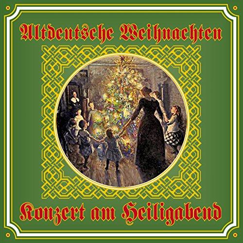 Telemann, Vivaldi, Handel & Fasch: Altdeutsche Weihnachten - Konzert am Heiligabend