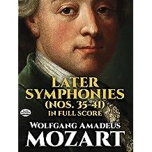 Les dernières Symphonies (Nos 35 à 41) - Conducteur