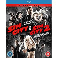 Sin City & Sin City 2: A Dame To Kill For