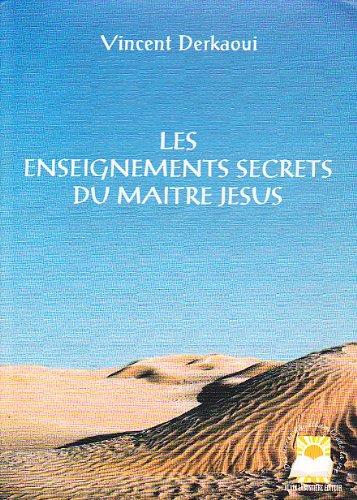 Les enseignements secrets du maître Jésus