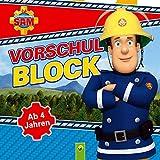 Feuerwehrmann Sam Vorschulblock: Ab 4 Jahren