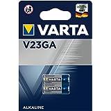 Varta 4223101402 batterijen Electronics V23GA Alkaline knoopcel verpakking met 2 stuks knoopcellen in originele blisterverpak
