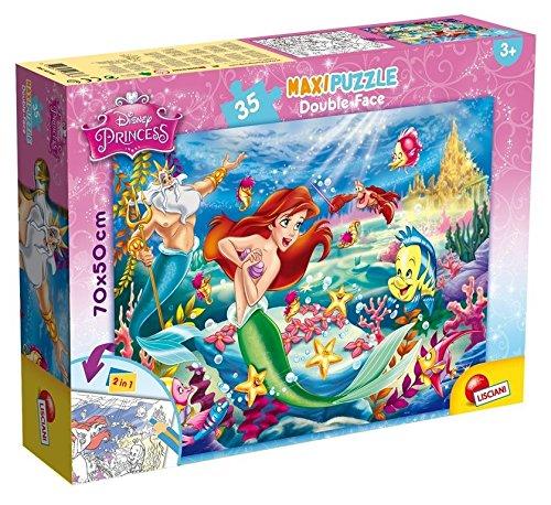 Lisciani 48168 Arielle, Spiele und Puzzles