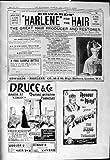 Tabac 1901 de Pionnier de Druce de Restaurateur de Cheveux d'Edwardsa Harlene de Publicité
