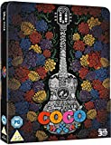 Coco Steelbook 3D+2D UK Exclusive Limited Edition Steelbook Edition Blu-ray Region Free