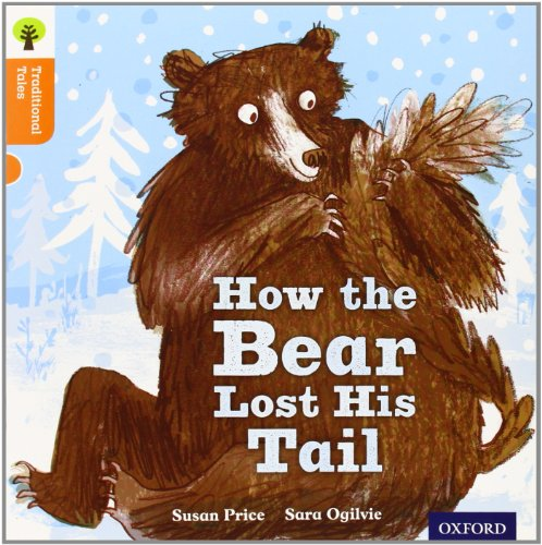 The bear lost its tail