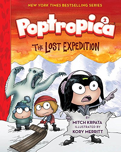 The Lost Expedition (Poptropica Book 2) par Mitch Krpata
