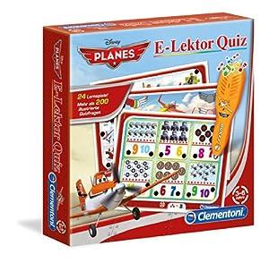 Clementoni - Juego electrónico portátil Aviones Disney Aviones (Importado)