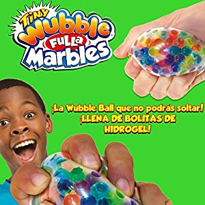 WUBBLE- Fulla Marbles Tiny (Cife Spain 98222)