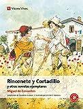 Rinconete Y Cortadillo Y Otras Novelas Ejemplares (Clásicos Adaptados) - 9788468206851