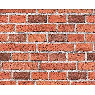 AS Creation House Wallpaper Brick estambé Optical Effect Non-Woven Rot 779816