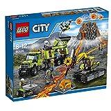 Lego City 60124 Vulkan-Forscherstation - sofort lieferbar!