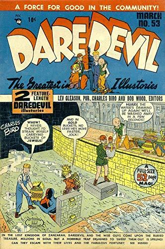 Daredevil Comics 053 (English Edition)