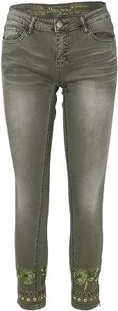 Desigual Pantalon Femme Pant PETRICOR 18WWPN07