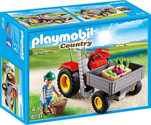Playmobil 6131 - Ladetraktor