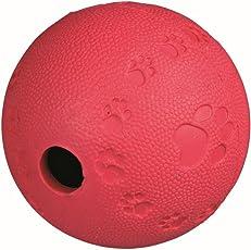 Trixie Snack Ball Interactive Dog Toy (7 cm diameter)
