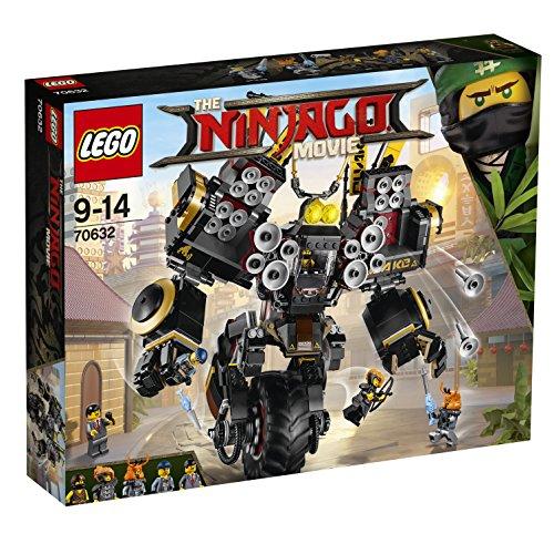 LEGO Ninjago Cole's Donner-Mech 70632, Cooles Kinderspielzeug