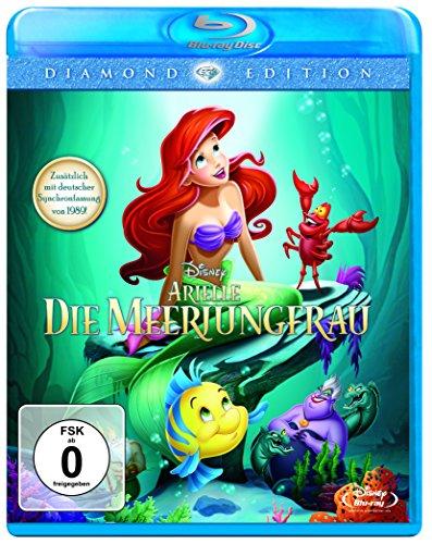 Diamond Blu-ray (Arielle, die Meerjungfrau (Diamond Edition) [Blu-ray])