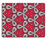 luxlady Naturkautschuk Gaming Mousepads Abstraktes Nahtlose Muster können Sie sie für Verpackung Design Textil- und Website Bild-ID 27591122