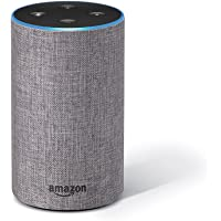 Amazon Echo (2nd Gen) - Powered by Dolby – Grey