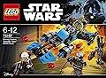 "LEGO UK 75167 ""Bounty Hunter Speeder Bike Battle Pack"" Construction Toy"
