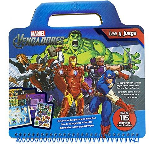 Los Vengadores. Lee