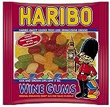Haribo Wine Gums, 3er Pack (3 x 500 g Beutel)