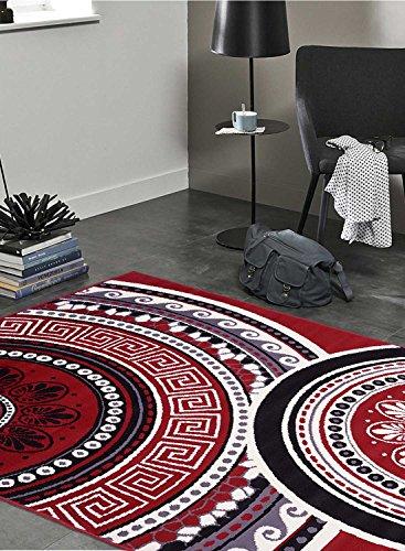 Alfombra de salón BC Florida alfombra moderna...
