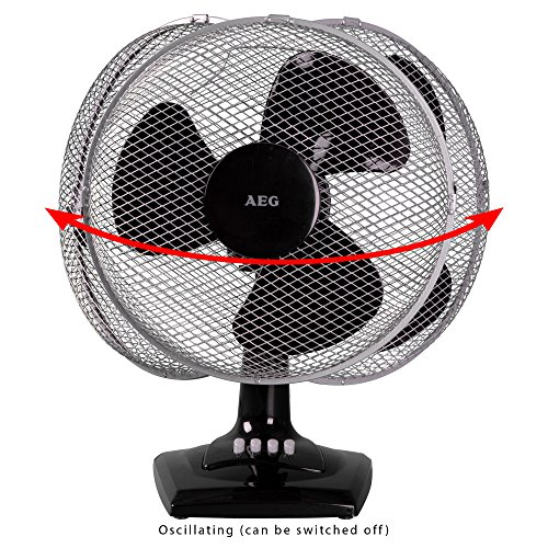 AEG VL 5529 Tisch-/ Wand-Ventilator - 4
