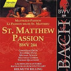 St. Matthew Passion, BWV 244: Chorale: Wenn ich einmal soll scheiden (Chorus)
