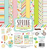 Echo Park Paper Company SP101016 Spring Collection Kit