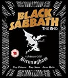 : The End (Live in Birmingham) [Blu-ray] (Blu-ray)