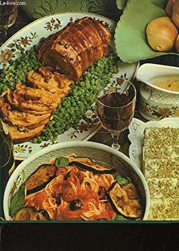 Gastronomie du monde entier.