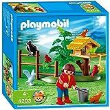 Playmobil Casita de Pájaros con Niño