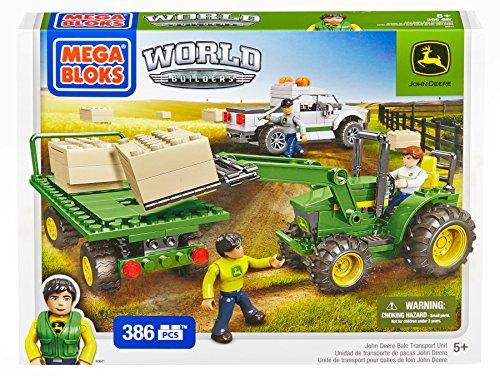 First Builders - John Deere Tractor camioneta Mega