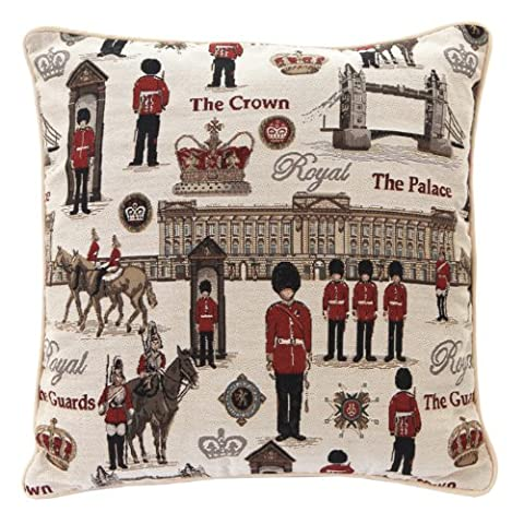 Signare Tapestry Double Sided Square Cushion Cover 18