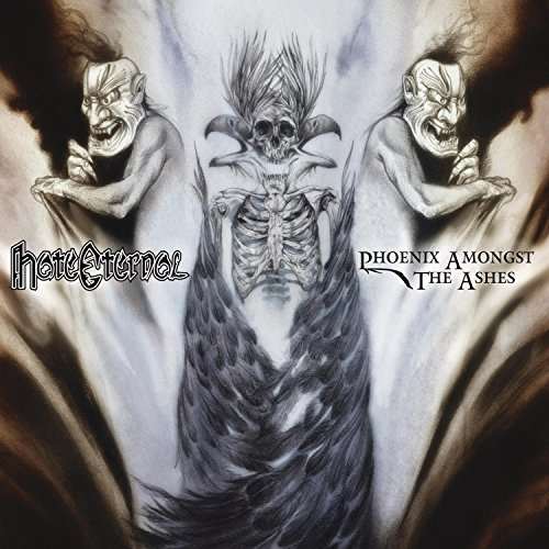 Phoenix Amongst the Ashes by Hate Eternal (2011-05-10)