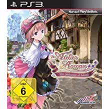 Atelier Rorona: The Alchemist of Arland - [PlayStation 3]