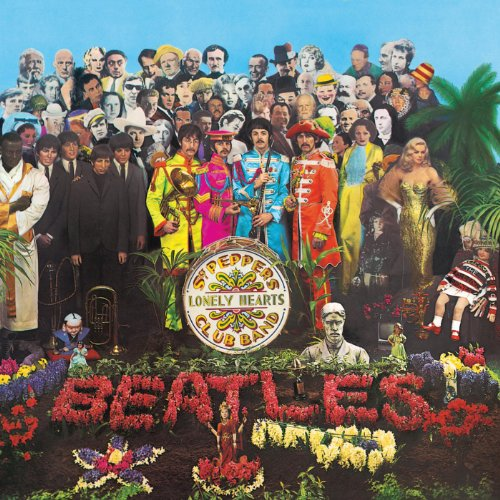 Sgt.Pepper'S Lonely Hearts Club Band (1lp) [Vinyl LP] Red Stereo