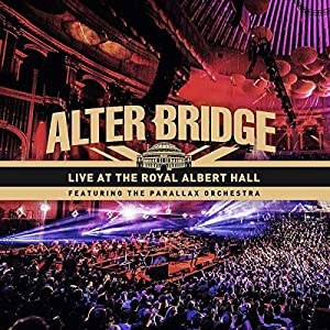 Live at the Royal Albert Hall Featuring the Parallax Orchestra (2 CD)