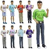 ZITA ELEMENT 5 Set Puppen Kleider Outfit für 12 Zoll