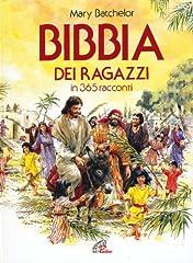 Idea Regalo - Bibbia dei ragazzi in 365 racconti