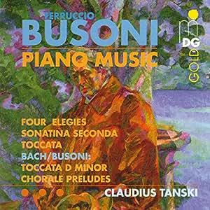 Klavierwerke (Originalwerke und Bach-Bearbeitungen)