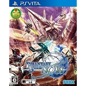 Phantasy Star Nova – Standard Edition [PSVita][Japanische Importspiele]
