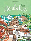 Wanderlust: A Coloring Journal