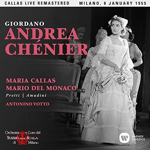 Giordano: Andrea Chenier (Milan, 08/01/1955)