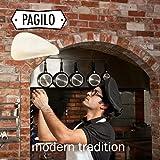 PAGILO Nudelmaschine (7 Stufen) für Spaghetti, Pasta und Lasagne | 2 Jahre Zufriedenheitsgarantie | Pastamaschine, Pastamaker - 8