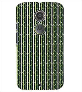 PrintDhaba Pattern D-6089 Back Case Cover for MOTOROLA MOTO X2 (Multi-Coloured)
