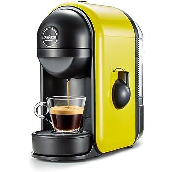 Lavazza Minù Independiente Manual Máquina de café en cápsulas 0.5L Amarillo - Cafetera (Independiente, Máquina de café en cápsulas, 0,5 L, Cápsula de café, ...